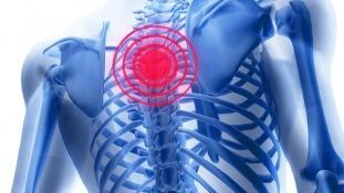 Чем и как лечить грудной остеохондроз в домашних условиях