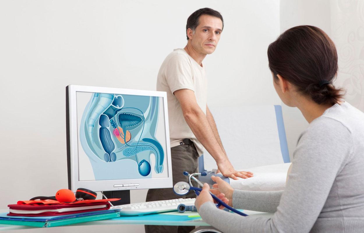 В каком случаи при онкологии предстательной железы удаляют яички