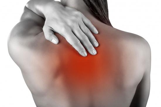 остеохондроз в области груди