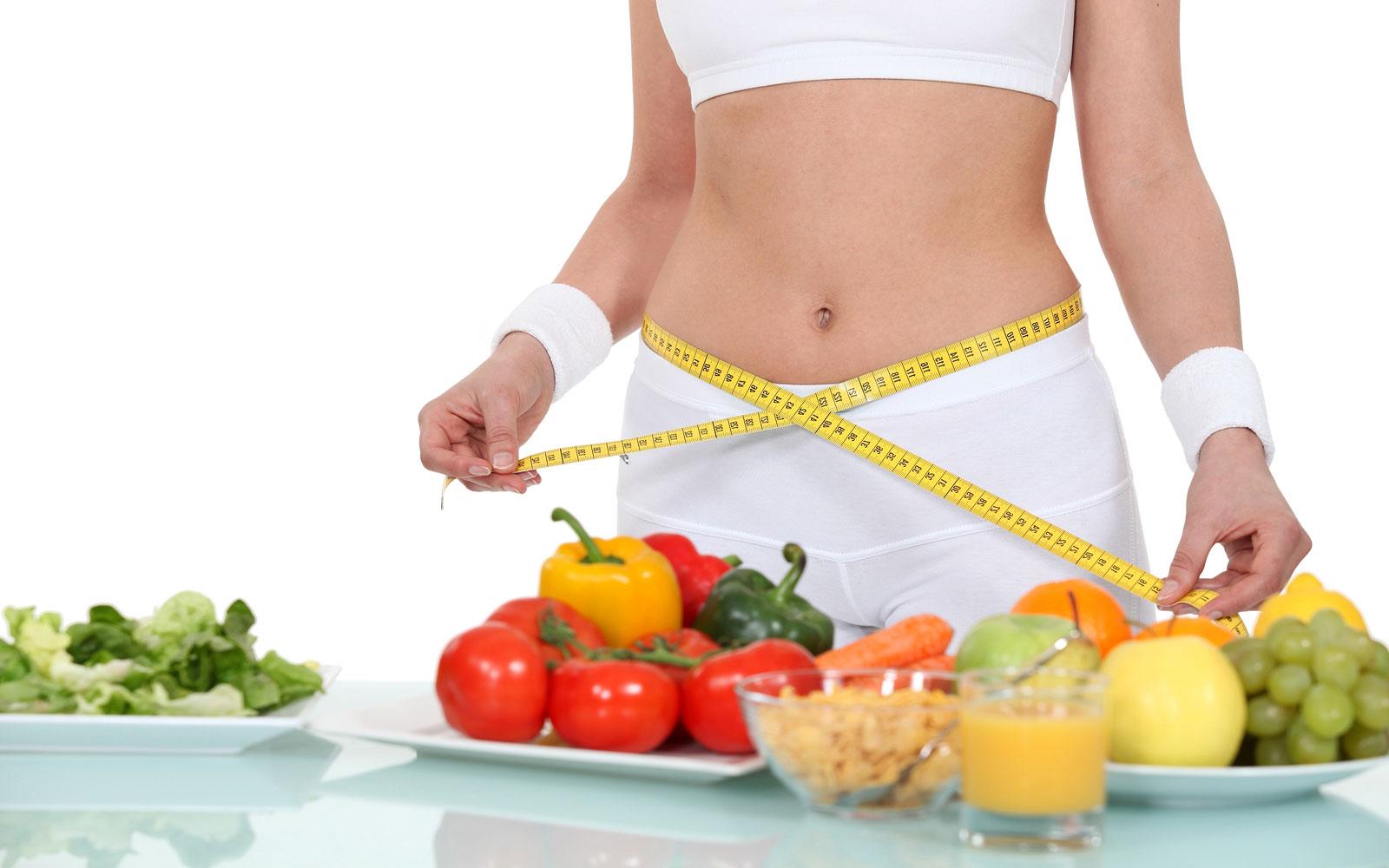 еда для похудения живота список