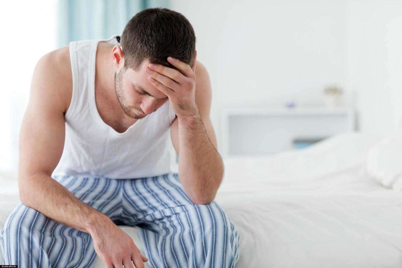 Простатит и потенция либидо лечение хронического простатита в россии