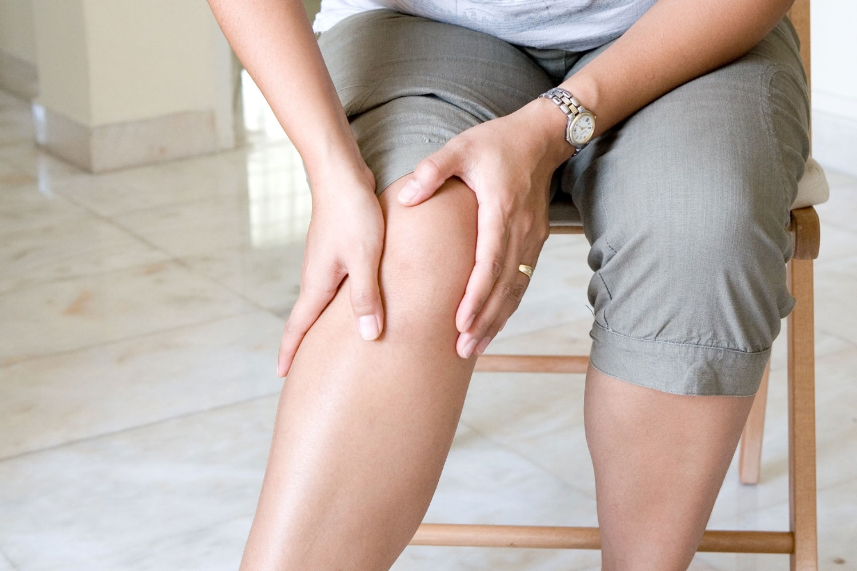 Остеохондроз и судороги в ноге