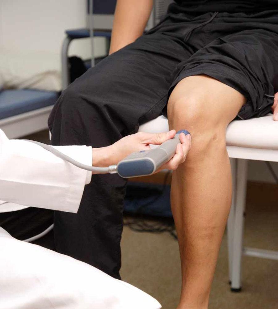диагностика коленного сустава