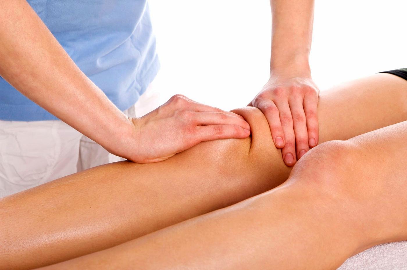 Как делать массаж при болях в суставах