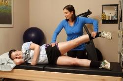 фитнес для колена