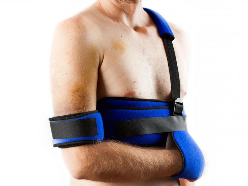 артрозе плечевого сустава