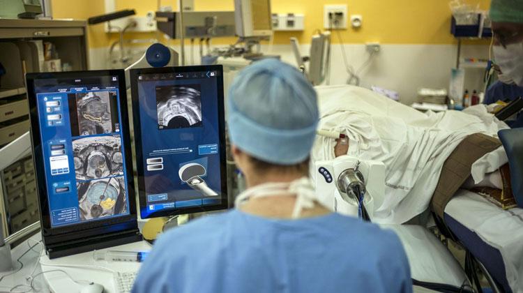 Рак предстательной железы на узи