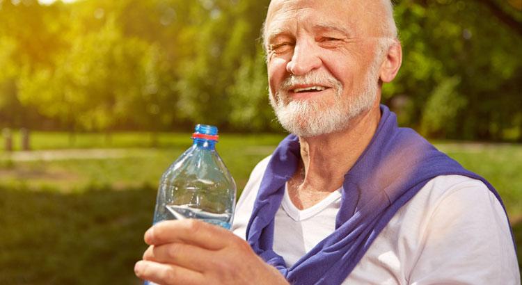 вода рядом аденоме