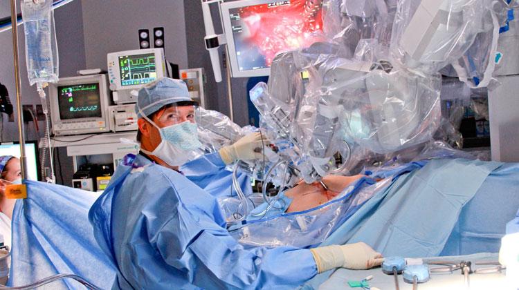 Лапароскопическое удаление аденомы простаты  Лечение потнеции