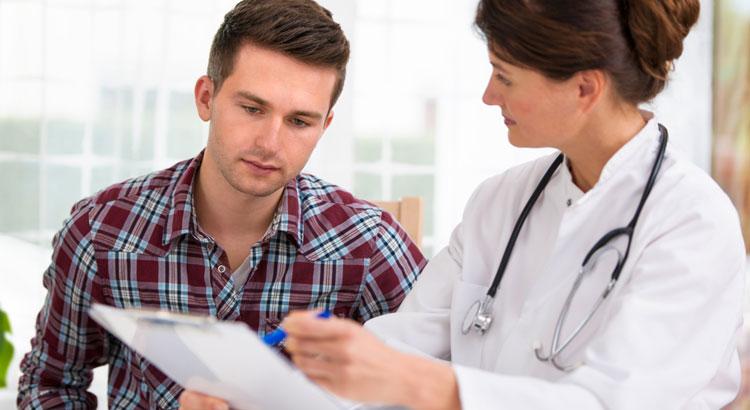 Можно ли определить рак простаты без биопсии