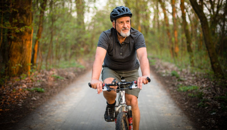 Кто ездит на велосипеде простатитом не болеет