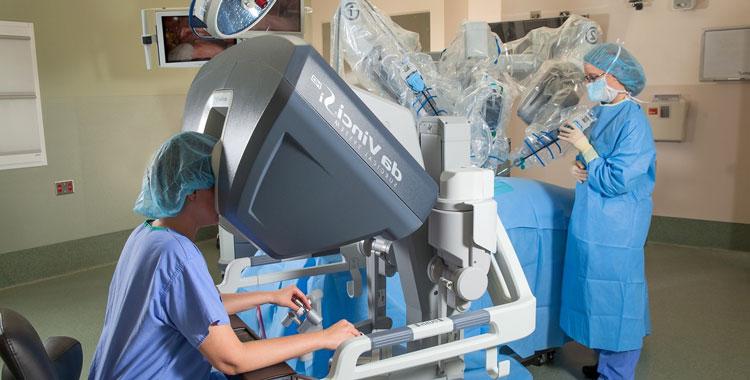 хирургическое роботизированное удаление гиперплазии