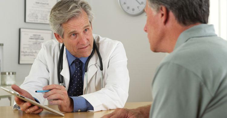 стадии развития онкологии простаты
