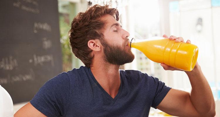 Помогает тыквенный сок при простатите