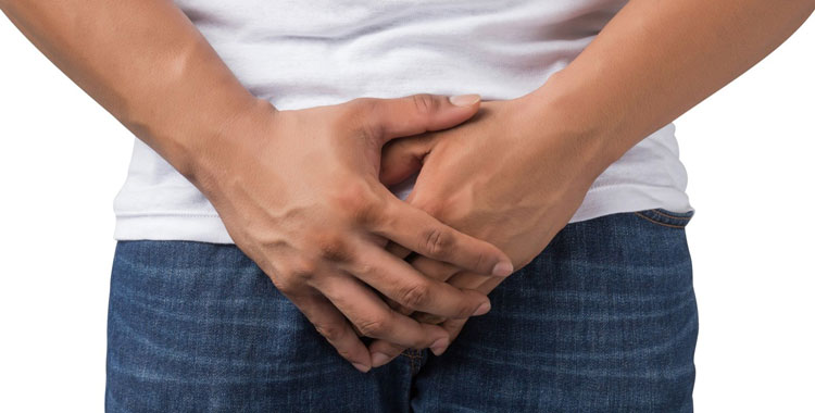 Дискомфорт в яичках полсе секса