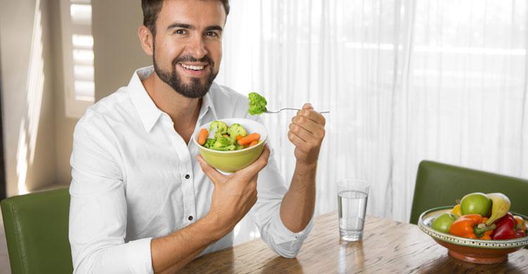 правила питания при воспалении простаты
