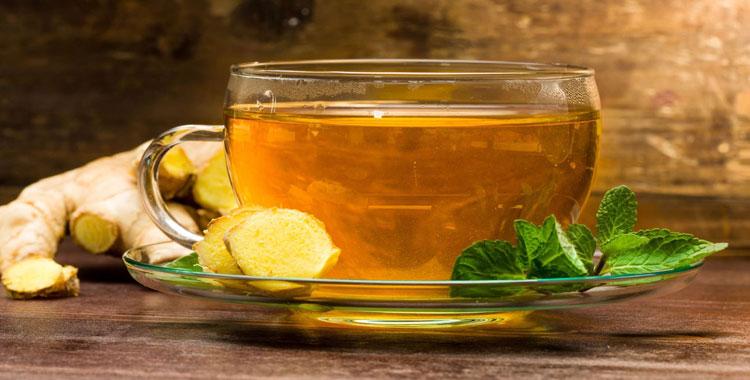 чай зеленый от простатита