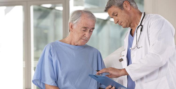 Симптомы и признаки всех стадий рака предстательной железы