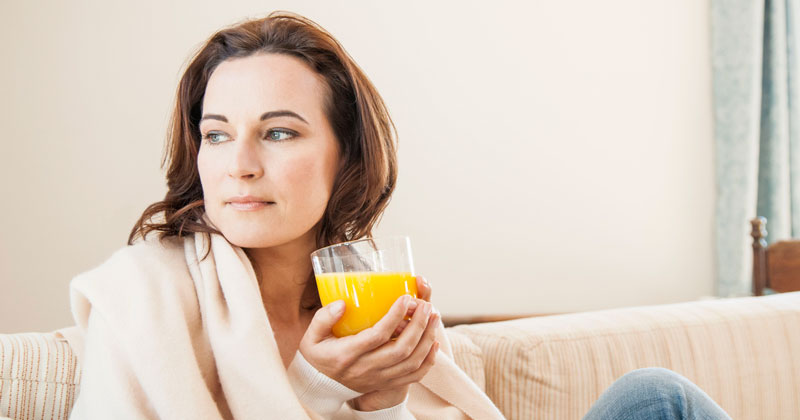 питье соков и морсов при воспалении мочевика