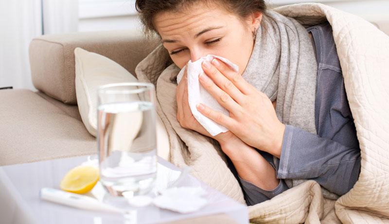 лечение простуды и воспаления