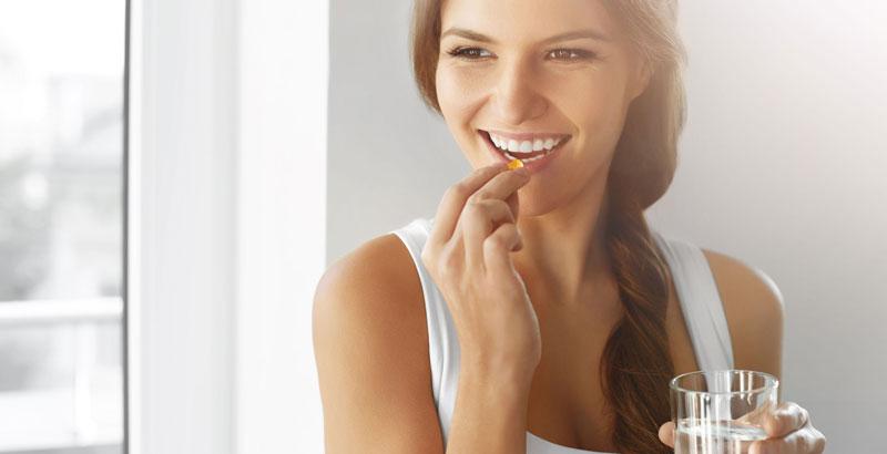 витаминные комплексы и БАДы при воспалении